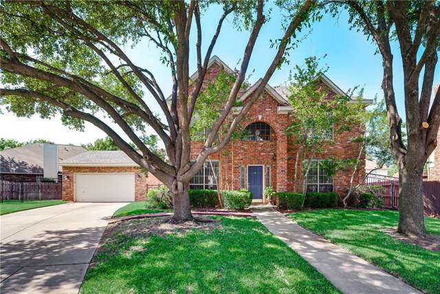 3316 Briar Cove, Grapevine, TX 76051 (MLS #14158888) :: The Tierny Jordan Network