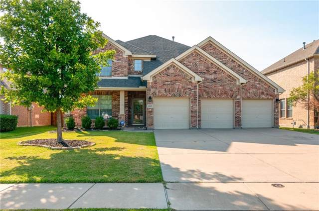 4200 Elmgreen Drive, Fort Worth, TX 76262 (MLS #14158892) :: The Real Estate Station