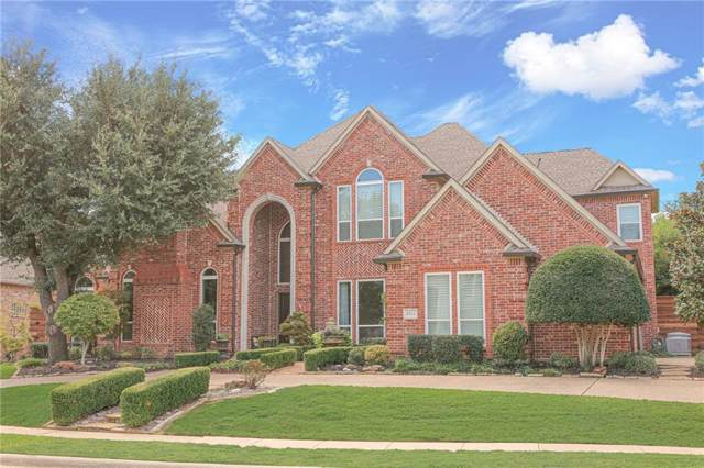 4512 Briar Oaks Circle, Dallas, TX 75287 (MLS #14158911) :: Performance Team
