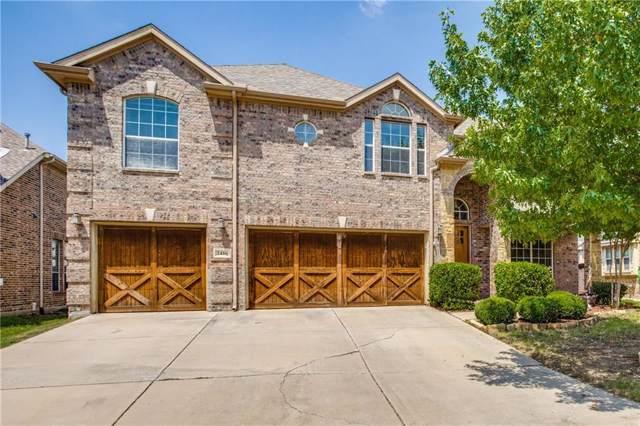 2416 Forest Gate Drive, Little Elm, TX 75068 (MLS #14158950) :: Kimberly Davis & Associates