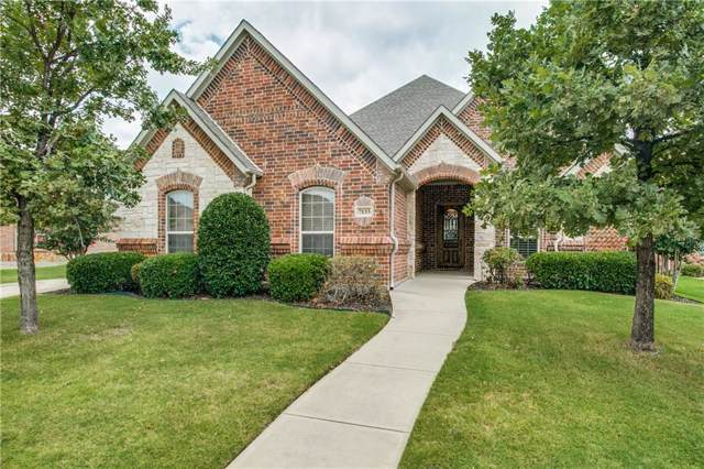 7133 Goodnight Ranch Road, North Richland Hills, TX 76182 (MLS #14158977) :: Tenesha Lusk Realty Group