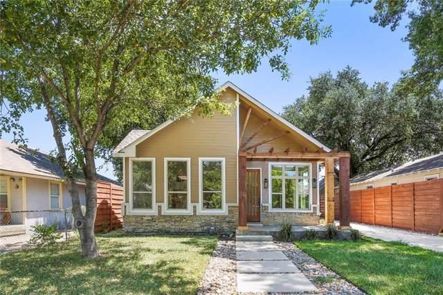 1018 S Waverly Drive, Dallas, TX 75208 (MLS #14158980) :: Ann Carr Real Estate