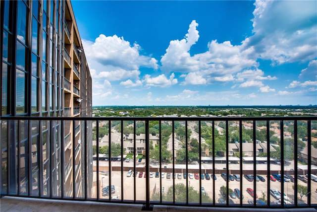 5200 Keller Springs Road #1220, Dallas, TX 75248 (MLS #14159030) :: The Mitchell Group