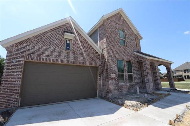 3213 Maplewood Drive, Mckinney, TX 75071 (MLS #14159036) :: The Real Estate Station