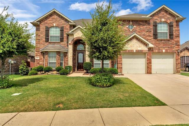 11829 Indian Pony Way, Fort Worth, TX 76244 (MLS #14159042) :: Frankie Arthur Real Estate