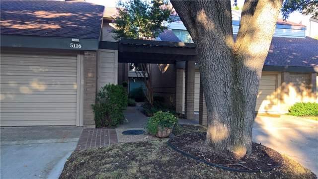 5116 Westgrove Drive, Dallas, TX 75248 (MLS #14159060) :: Century 21 Judge Fite Company