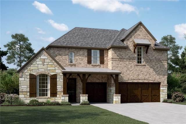 11375 Bull Head Lane, Flower Mound, TX 76262 (MLS #14159074) :: Real Estate By Design