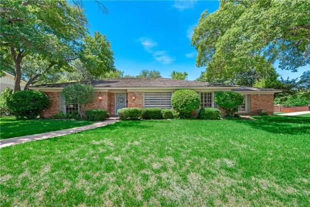 6400 Lansdale Road, Fort Worth, TX 76116 (MLS #14159219) :: The Mitchell Group