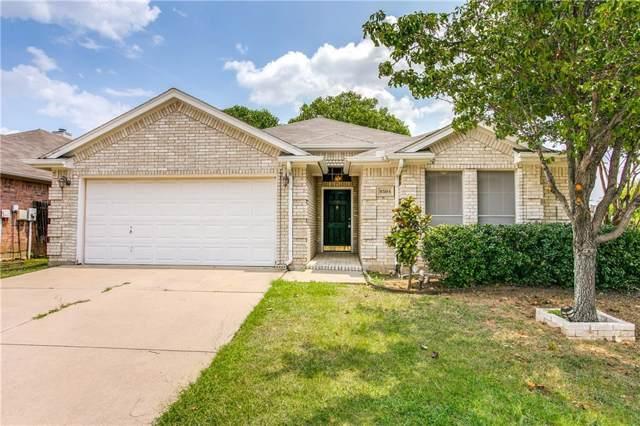 9504 Tomahawk Trail, Fort Worth, TX 76244 (MLS #14159226) :: Kimberly Davis & Associates