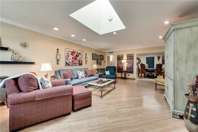 6230 Bandera Avenue 6230C, Dallas, TX 75225 (MLS #14159233) :: Van Poole Properties Group