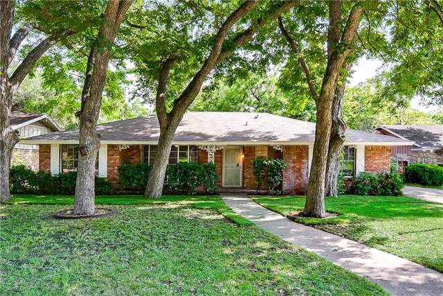2456 Matland Drive, Dallas, TX 75237 (MLS #14159235) :: Frankie Arthur Real Estate