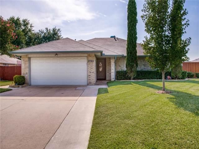 3703 Constitution Drive, Grand Prairie, TX 75052 (MLS #14159252) :: Ann Carr Real Estate