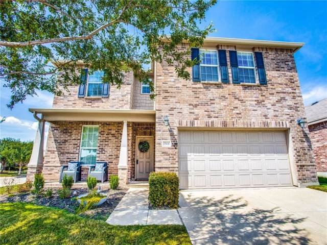 7501 Berrenda Drive, Fort Worth, TX 76131 (MLS #14159269) :: The Tierny Jordan Network