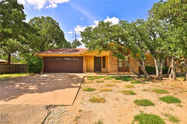 2302 Castle Drive, Clyde, TX 79510 (MLS #14159291) :: The Heyl Group at Keller Williams