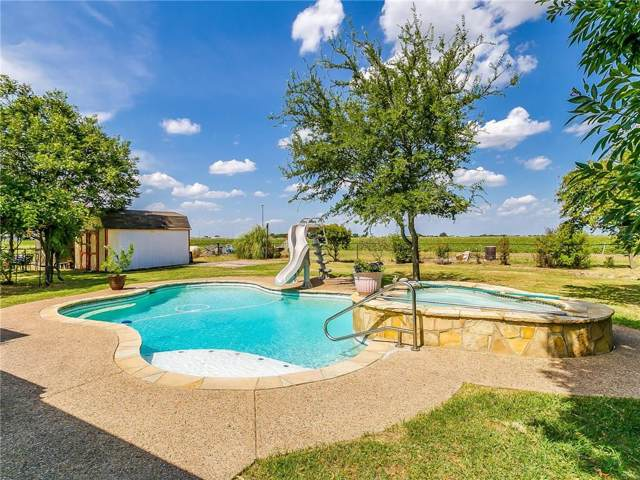 115 Old Blooming Grove Road, Avalon, TX 76623 (MLS #14159314) :: The Mitchell Group