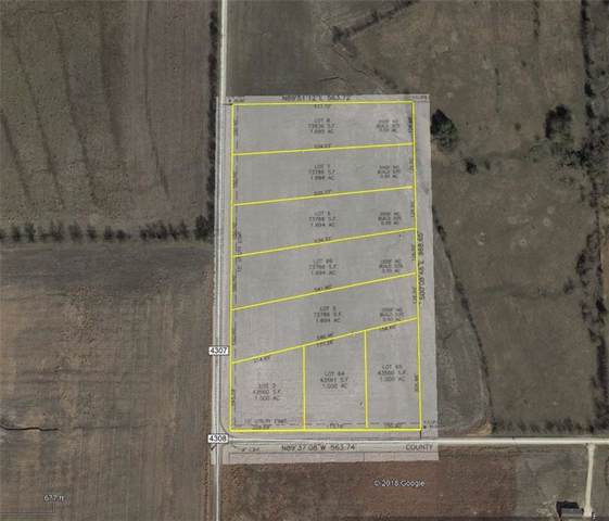 Lot 3 County Road 4308, Greenville, TX 75401 (MLS #14159332) :: The Mitchell Group