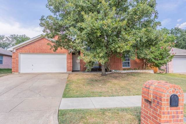 814 Parkhill Drive, Mansfield, TX 76063 (MLS #14159339) :: The Real Estate Station