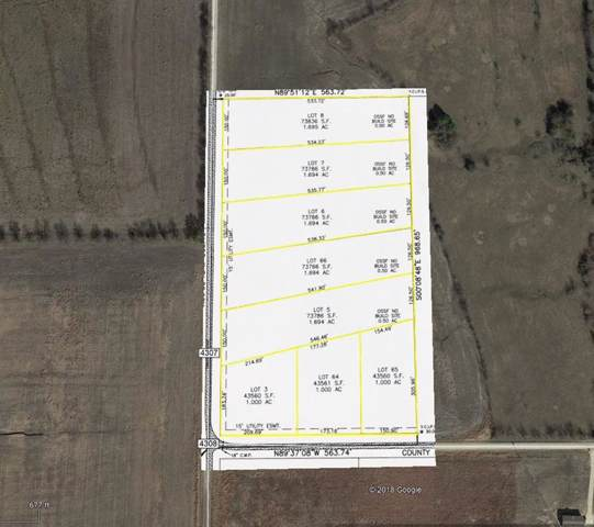 Lot 4 County Road 4308, Greenville, TX 75401 (MLS #14159343) :: Trinity Premier Properties