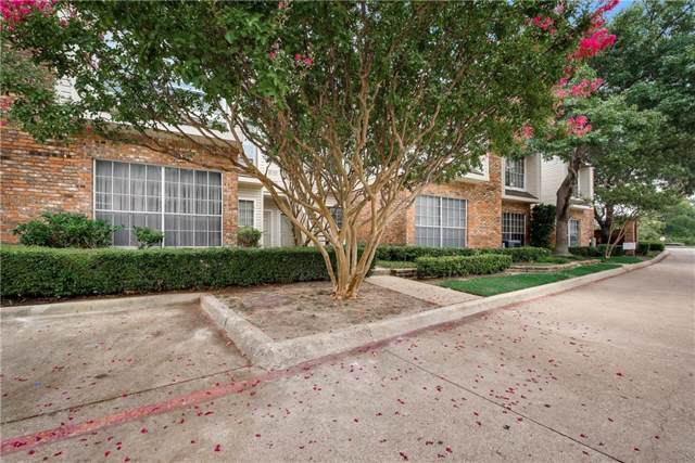 6315 N Campbell Road #105, Dallas, TX 75248 (MLS #14159354) :: Trinity Premier Properties