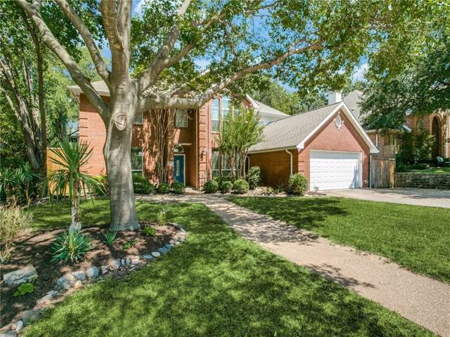 209 Glendale Drive, Coppell, TX 75019 (MLS #14159355) :: The Heyl Group at Keller Williams