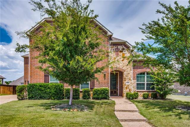 2725 Trophy Club Drive, Trophy Club, TX 76262 (MLS #14159360) :: All Cities Realty