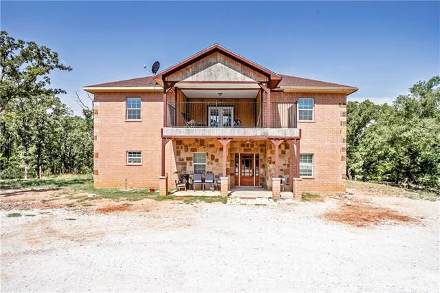 105 County Road 2251, Valley View, TX 76272 (MLS #14159371) :: The Real Estate Station