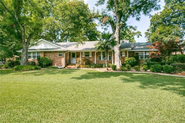 3205 S Glenbrook Drive, Garland, TX 75041 (MLS #14159420) :: Robbins Real Estate Group