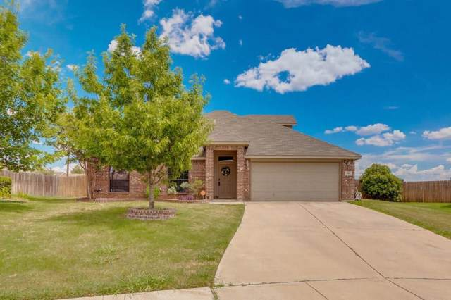 786 Ruby Court, Burleson, TX 76028 (MLS #14159481) :: The Hornburg Real Estate Group