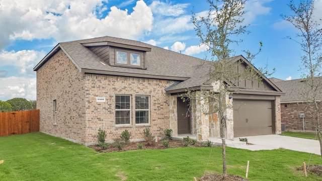 2408 Lupton Street, Anna, TX 75409 (MLS #14159483) :: Lynn Wilson with Keller Williams DFW/Southlake