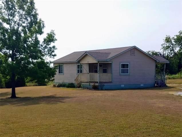 1605 Sweet Springs Road, Weatherford, TX 76088 (MLS #14159511) :: The Heyl Group at Keller Williams