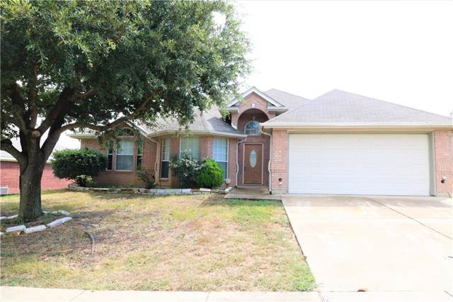 7907 Blue Duck Trail, Arlington, TX 76002 (MLS #14159514) :: Baldree Home Team