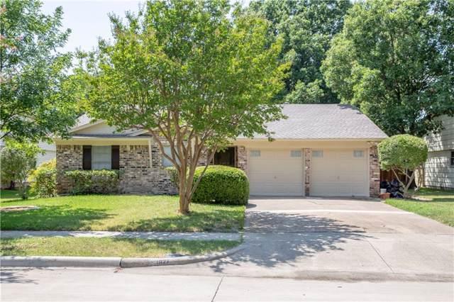 1627 Wisteria Way, Richardson, TX 75080 (MLS #14159521) :: Tenesha Lusk Realty Group