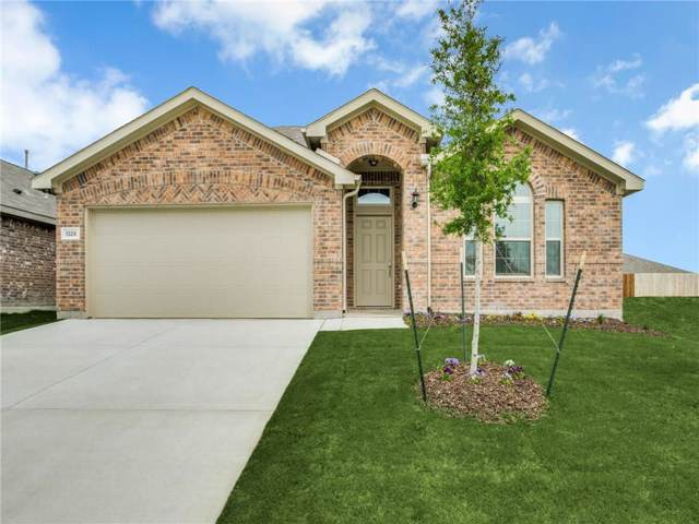 1329 Trumpet Drive, Fort Worth, TX 76131 (MLS #14159548) :: All Cities Realty