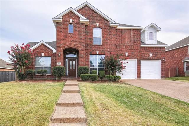 1104 Lilac Lane, Desoto, TX 75115 (MLS #14159557) :: Frankie Arthur Real Estate