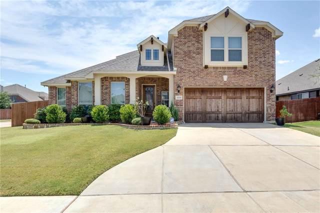 4210 Carnation Lane, Mansfield, TX 76063 (MLS #14159568) :: The Tierny Jordan Network