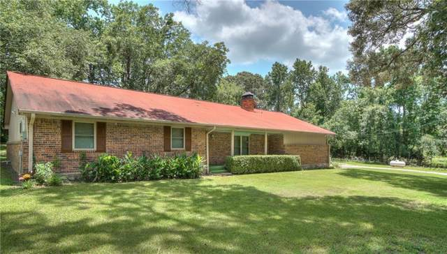 1358 Vz County Road 1211, Canton, TX 75103 (MLS #14159571) :: The Heyl Group at Keller Williams