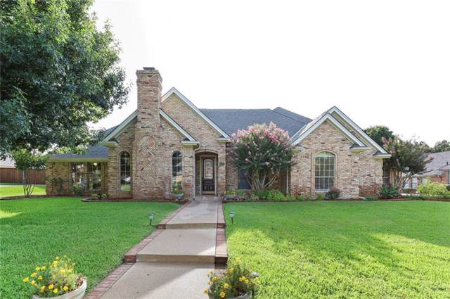 5805 Meadowhill Drive, Colleyville, TX 76034 (MLS #14159591) :: All Cities Realty