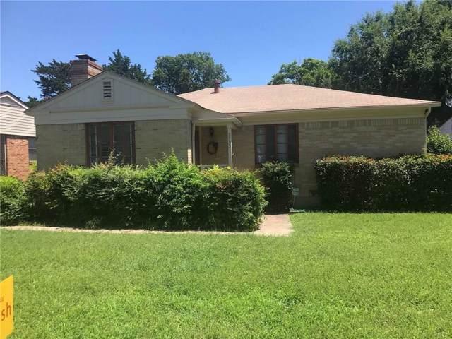 2733 San Jose Drive, Dallas, TX 75211 (MLS #14159637) :: Ann Carr Real Estate