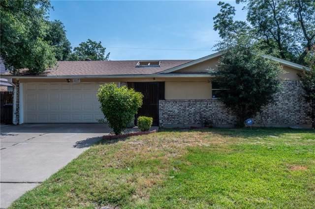 1609 Pamela Lane, Fort Worth, TX 76112 (MLS #14159655) :: Frankie Arthur Real Estate