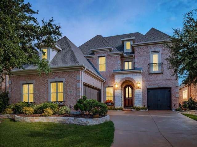 3508 Kirkfield Court, The Colony, TX 75056 (MLS #14159656) :: Van Poole Properties Group