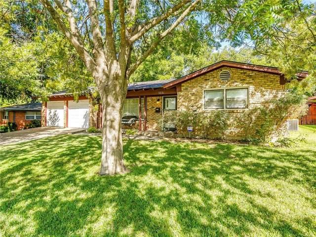 5236 Ruston Avenue, Fort Worth, TX 76133 (MLS #14159692) :: The Heyl Group at Keller Williams