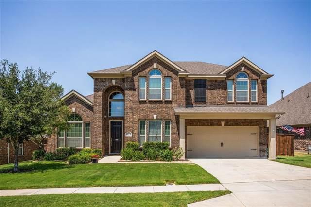 1015 Bentley Drive, Roanoke, TX 76262 (MLS #14159693) :: Baldree Home Team