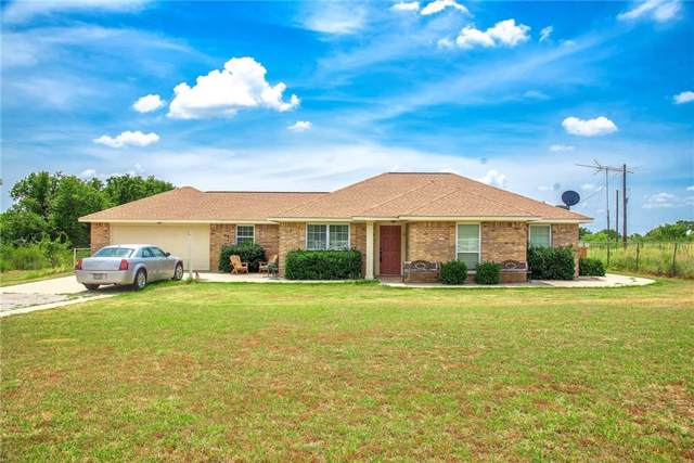 785 Jordan Road, Poolville, TX 76487 (MLS #14159703) :: The Heyl Group at Keller Williams