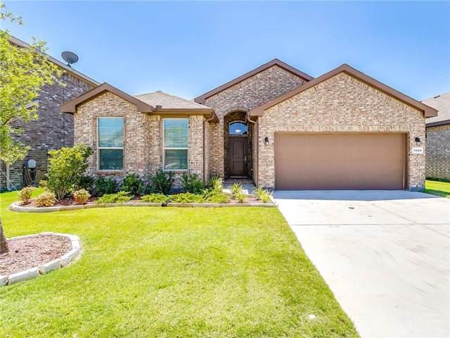1424 Doe Meadow Drive, Fort Worth, TX 76028 (MLS #14159734) :: Kimberly Davis & Associates