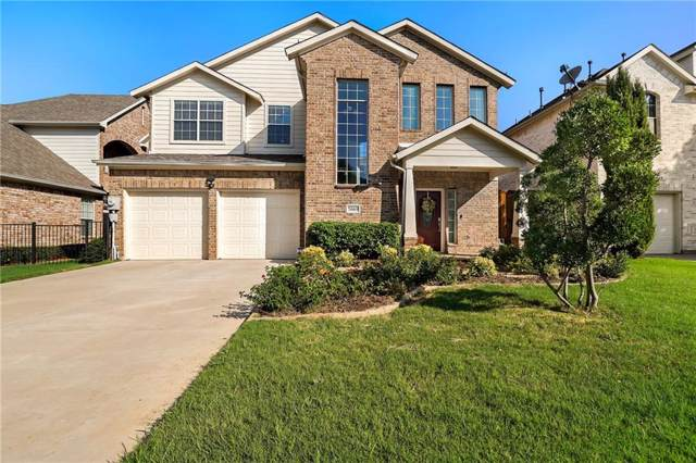 5869 Hidden Creek Lane, Frisco, TX 75036 (MLS #14159753) :: North Texas Team | RE/MAX Lifestyle Property