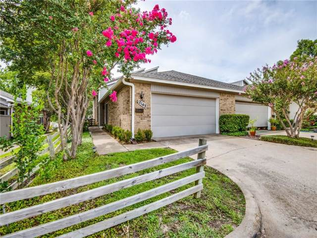 2143 Country Villa Drive, Carrollton, TX 75006 (MLS #14159761) :: The Heyl Group at Keller Williams
