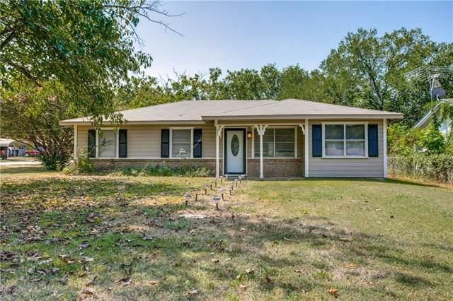 233 E Drane Avenue, Corsicana, TX 75110 (MLS #14159762) :: Kimberly Davis & Associates