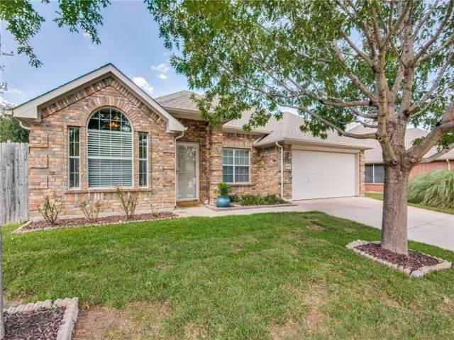 6016 Parkplace Drive, Denton, TX 76226 (MLS #14159787) :: Real Estate By Design
