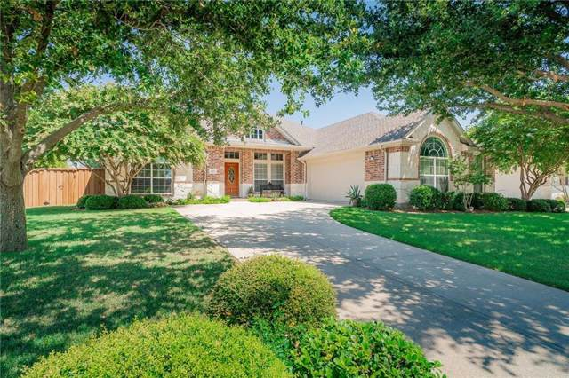 1805 Armstrong Drive, Allen, TX 75002 (MLS #14159794) :: Baldree Home Team