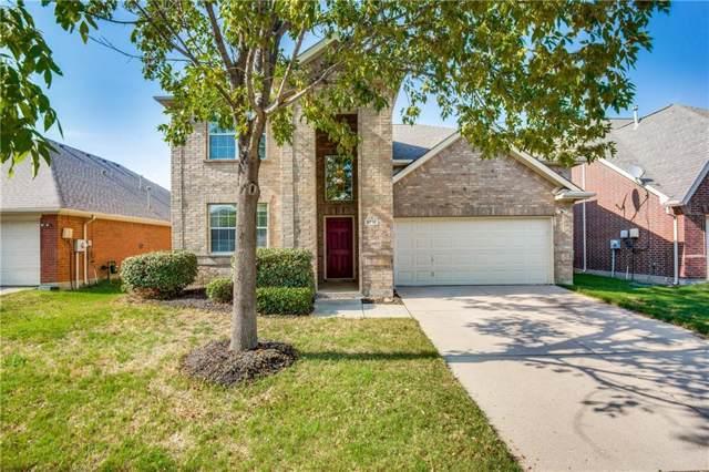5712 Meadowglen Drive, Denton, TX 76226 (MLS #14159799) :: Real Estate By Design